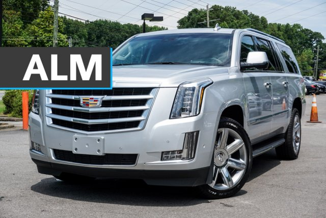 Astounding Pre Owned 2018 Cadillac Escalade Esv Luxury 4Wd Dailytribune Chair Design For Home Dailytribuneorg