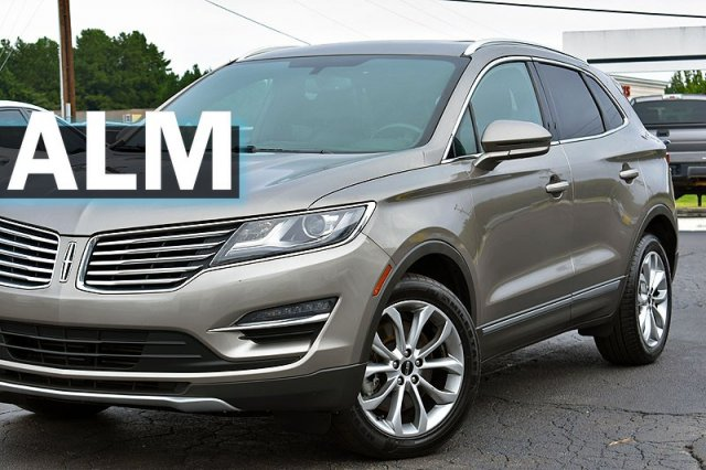2017 Lincoln Mkc Select >> Pre Owned 2017 Lincoln Mkc Select Fwd Sport Utility