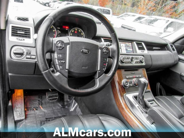 Pre-Owned 2012 Land Rover Range Rover Sport HSE LUX With Navigation & 4WD