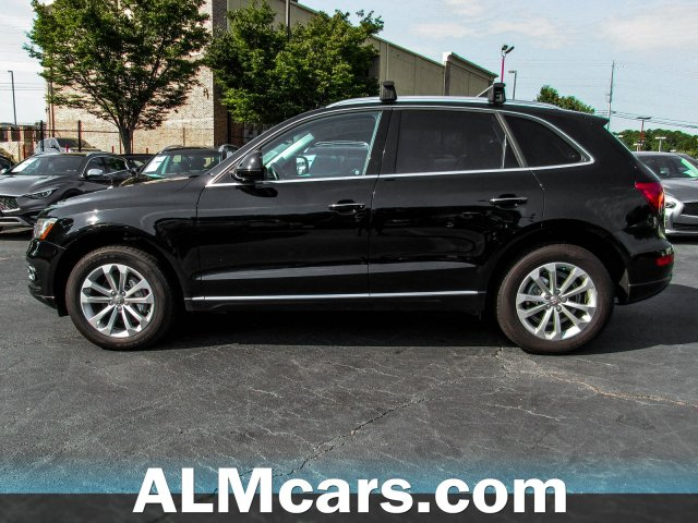 2016 Audi Q5 >> Pre Owned 2016 Audi Q5 Premium Plus Awd