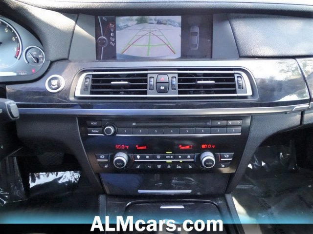 Pre-Owned 2010 BMW 7 Series 750Li xDrive With Navigation & AWD